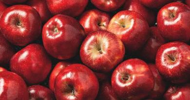 Eitt epli á dag kemur skapinu í lag