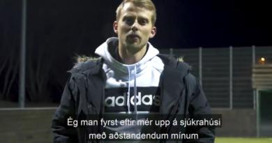 Reynslusaga Elfars Árna Aðalsteinssonar